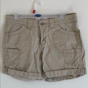 Levi's Midi Cargo Shorts